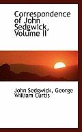 Correspondence of John Sedgwick, Volume II