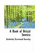 A Book of Bristol Sonnets