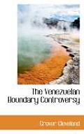 The Venezuelan Boundary Controversy