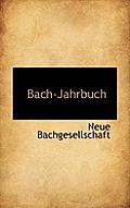 Bach-Jahrbuch