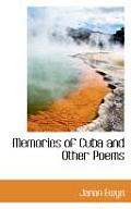 Memories of Cuba and Other Poems