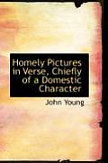 Homely Pictures in Verse, Chiefly of a Domestic Character