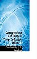 Correspondence and Diary of Philip Doddridge, Volume II
