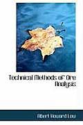 Technical Methods of Ore Analysis