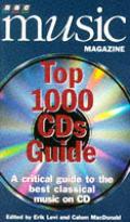 Bbc Music Magazine Top 1000 Cds Guide