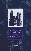Disruption to Diversity