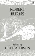 Robert Burns Poems Selected by Don Paterson