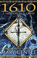 1610 Sundial In A Grave Uk