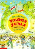 Frogs Jump A Counting Book