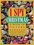 I Spy Christmas A Book of Picture Riddles