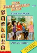 Babysitters Club 058 Staceys Choice