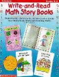 Write & Read Math Story Books Reproducib