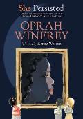 She Persisted Oprah Winfrey