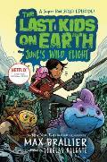 Last Kids on Earth Junes Wild Flight