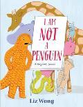 I Am Not a Penguin: A Pangolin's Lament