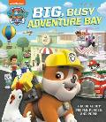 Big, Busy Adventure Bay: A Book about People, Places, and Pups! (Paw Patrol)