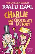 Charlie & the Chocolate Factory The Golden Edition