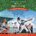 Magic Tree House Collection: Books 29-32: A Big Day for Baseball; Hurricane Heroes in Texas; Warriors in Winter; To the Future, Ben Franklin!