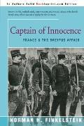 Captain of Innocence: France & the Dreyfus Affair