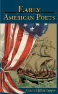 Early American Poets