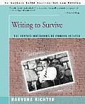 Writing to Survive: The Private Notebooks of Conrad Richter