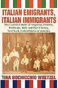 Italian Emigrants, Italian Immigrants: The Labella Family of Avigliano, Potenza, Basilicata, Italy and Port Chester, New York, United States of Americ