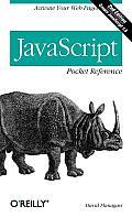 JavaScript Pocket Reference 2nd Edition