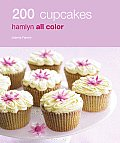 200 Cupcakes Hamlyn All Color