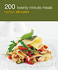 200 Twenty Minute Meals Hamlyn All Color