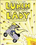 Lunch Lady 5: Lunch Lady and the Bake Sale Bandit