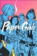 Paper Girls Volume 01 Library Edition