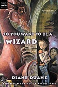 Young Wizards 01 So You Want to Be a Wizard Digest Young Wizards Book One