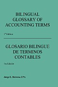 Bilingual Glossary of Accounting Terms