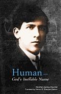 Human---God's Ineffable Name