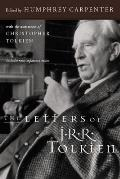 Letters Of J R R Tolkien