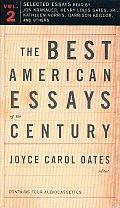 Best American Essays of the Century Volume 2