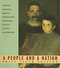 A People and a Nation: Brief 6th Edition