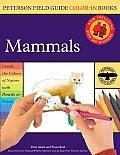 Mammals Peterson Field Guide Color In Book