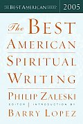 Best American Spiritual Writing 2005