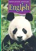 Houghton Mifflin English: Student Edition Consumable Grade 1 2006
