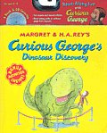 Curious George's Dinosaur Discovery Book and CD [With CD (Audio)]