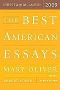 Best American Essays 2009