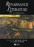 Renaissance Literature An Anthology