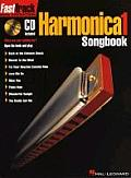Fasttrack Harmonica 1 Songbook Level 1 With CD