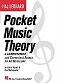 Hal Leonard Pocket Music Theory A Comprehensive & Convenient Source for All Musicians