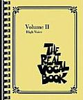 Real Vocal Book Volume 2