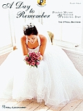 ONeill Brothers A Day to Remember Piano Music for Your Wedding Day
