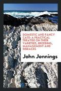 Domestic and Fancy Cats: A Practical Treatise on Their Varieties, Breeding, Management and Diseaces