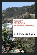 County Churches. Nottinghamshire