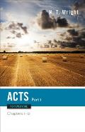 Acts for Everyone, Part 1: Chapters 1-12